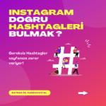 Instagram Doğru Hashtagleri Bulmak